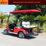 Sitzelektrische Golf-Karre der Cer-anerkannte gute Qualitäts4
