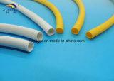 Tubazione flessibile ignifuga del PVC rivestita per il cablaggio del collegare