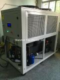 ar 25rt para molhar máquinas industriais de refrigeração de Moudling da injeção do sistema do refrigerador