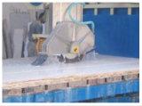 El puente de piedra automático del granito/de mármol vio con el sistema del microordenador