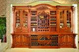 Шкаф винного погреб погреба размера Vinery виллы роскошный большой (GSP19-020)