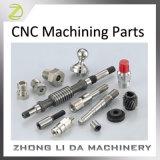 Parte de mecanizado de metales de alta precisión para productos mecánicos