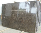 Lastra di marmo di marmo scura di Emperador grande