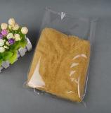 Bolsa de plástico transparente de embalaje de prendas de vestir
