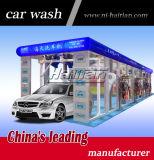 Automatische Auto-Reinigungs-Maschine mit 11 Pinseln und Trockner 4