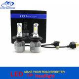 La PANNOCCHIA di Bridgelux di illuminazione del LED scheggia il faro H1 H3 H16jp H11 9005 di 72W 8000lm 6500k H4 Hi/Lo S2 LED