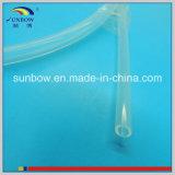 Трубопровод пластмассы PFA фтора прозрачный