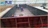 HDPE modulare konkrete Lieferungs-sich hin- und herbewegendes Dock-Marineponton