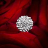Joyería de la joyería del Rhinestone del ornamento floral de la boda del ramo de la boda