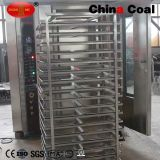 Forno rotativo del forno commerciale elettrico