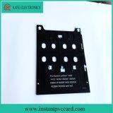 Bac à cartes en plastique de PVC pour des imprimantes à jet d'encre d'Epson R2000