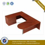 Muebles de oficinas de madera vendedores calientes de la melamina del escritorio de oficina (NS-NW188)