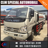 Good Sales Foton 3mt Gasoline Tank Truck Oil Truck