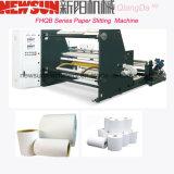 Máquina que raja de la escritura de la etiqueta de papel automática para cortar de los materiales del balanceo