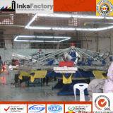 Impressoras automáticas do polvo do Silkscreen