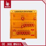 Plastikausrück-Station 406X315X65mm der sicherheits-Bd-B101