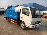 De gecombineerde Schonere Vrachtwagen van de Riolering van de Zuiging en van het Uitwerpen