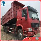 camion à benne basculante de 6X4 HOWO Sinotruk en vente du Ghana