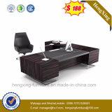 Meubles de bureau modernes L Tableau de bureau exécutif de gestionnaire de forme (HX-ND5067)