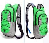 Wasser-Rucksack-Beutel enthält Wasser-Blase für das Wandern und fährt und für anderen im Freiensport rad