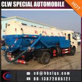 Hotsales 6m3の高圧下水道のフラッシュの手段のパイプラインの浚渫機タンクトラック
