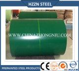 Bobina de aço Prepainted (RAL3009, 6024, 2004, 9010, 8017, etc.)