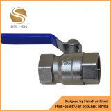 Válvula de esfera de bronze da alta qualidade, para o gás, a água, o petróleo etc., feitos por Bronze