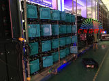 조정 임명을%s 실내 P2.5 풀 컬러 LED 영상 벽