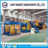 Máquina automática del ladrillo del cemento hydráulico Qt8-15/del bloque de cemento