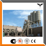 Pianta d'ammucchiamento concreta avanzata di controllo elettrico/impianto di miscelazione concreto