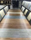 600X600mmの木の床の磁器の無作法なタイル(SHP007)