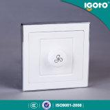 Interruptores de la velocidad de Igoto B9082 para los ventiladores de techo del control