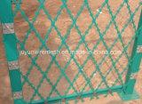 Segurança arame farpado / arame de segurança