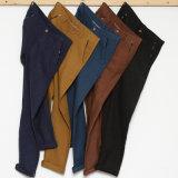 高く人のためのゴムおよびビジネス様式のズボン