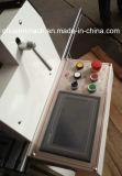 Durch und Kuss-Ausschnitt, PLC und steuernder Touch Screen, Rolle zur Blatt-Ausschnitt-Maschine