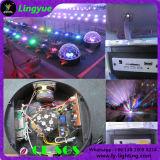 Luz profesional de la etapa del disco DMX LED de la boda