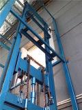 Elevador de bens vertical hidráulico do trilho de guia (SJD2-3.6)