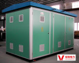 Yb10-1250kVA/10에 의하여 결합되는 변압기 또는 Europ 유형 Pretabricated 변전소