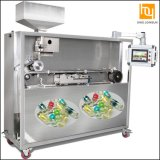 Aferidor automático da cápsula de Gelatin para o gel contínuo