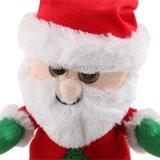 Heißes Verkaufs-Weihnachtsmann angefülltes Spielzeug für Weihnachtsgeschenk