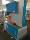 Cilindro hidráulico da tonelada de aço hidráulica do cortador Machine/80 do ângulo/cortador hidráulico do aço do ângulo