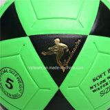 無比の高い反動の緑のサイズ3 4 5フットボール