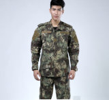 Airsoft Polygon-Tarnung-Armee-Kampf-Uniform-Klimaanlage