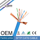 Sipu High Speed ​​Copper SFTP Câble LAN CAT6 Câble électrique