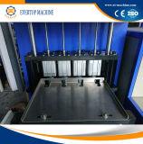 4 het Vormen van de Slag van de Fles van het Drinkwater van de holte Semi Automatische Machine