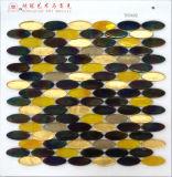 Ellipse ronde de Mosaico Italie