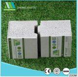 Tarjetas del panel aisladas decorativas de emparedado del cemento EPS de la fibra