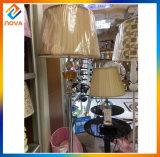 Salle de séjour allumant la lampe d'étage classique de Dimmable DEL en métal de décoration