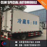 제조 6m3 냉동 식품 수송 트럭 바디 아이스크림 Cold 밴 Truck
