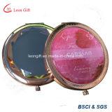 Venta al por mayor del logotipo personalizado baratos espejo compacto